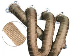 Schutz und Isolierung von Abgasrohren