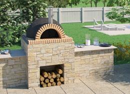Wie bauen Sie einen Pizzaofen im Garten - DIY in 6 einfachen Schritten