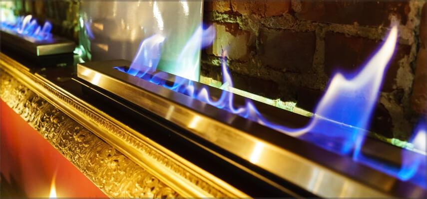 Bioethanol Kamine