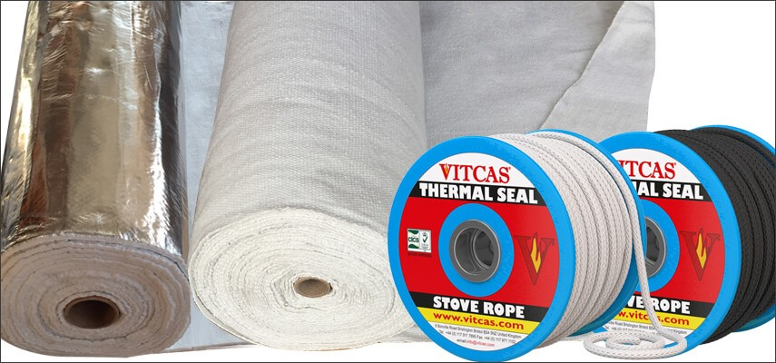 Hochtemperatur-Textilien