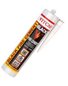 BFC – FEUERFESTER KITT SCHWARZ 1250°C - VITCAS
