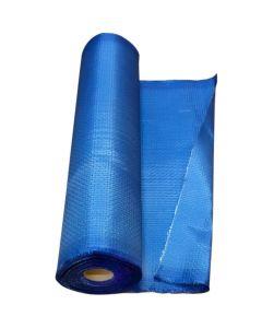 Blaues Beidseitig Acrylbeschichtetes  Glasfaser Gewebe - VITCAS