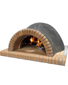 Ziegel Pizzaofen für den Garten-VITCAS-L - VITCAS