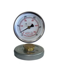 Ofentür-Thermometer 0°C – 500°C - VITCAS