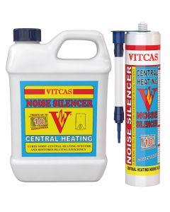 BNS - Kesselgeräusch Vorbeugemittel für Zentralheizanlagen - VITCAS