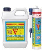 CH-SC - Zentralheizsystem Reiniger - VITCAS